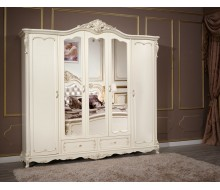 Шкаф 5-дверный c зеркалами