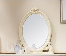 Зеркало для консоли овальное