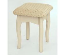 Табурет (ткань Орфей 160/1)- Слоновая кость