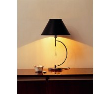Настольная лампа арт. 4017 (Е14, 1х40W) Черный