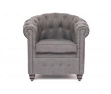 Кресло Secret De Maison Лондон (London Grey) (Серый)