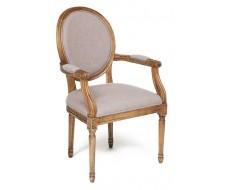 Кресло с мягким сиденьем и спинкой «Медальон» (Medalion) CB2245 (Груша)