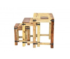 Набор табуреток/столиков БОМБЕЙ SAP-0077