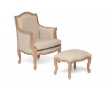 Кресло Secret De Maison Marie бежевый