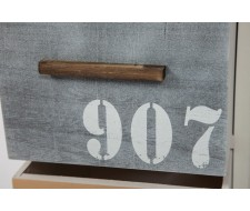 Тумба с 5 ящиками Secret De Maison «Maritime 5» (HX16-001NS) (Butter white)