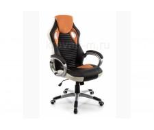 Кресло компьютерное  Roketas оранжевое