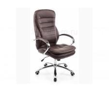 Кресло компьютерное  Tomar коричневое
