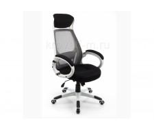 Кресло компьютерное  Burgos белое