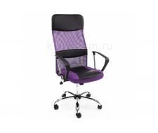 Кресло компьютерное  Arano фиолетовое