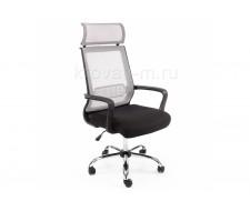 Кресло компьютерное  Lion серое