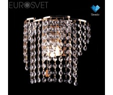 Настенные светильники Бра 12066/1 золото Strotskis