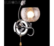 Настенные светильники Бра 3457/1H хром/белый