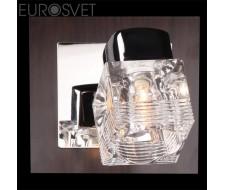 Настенные светильники Бра 20140/1 хром/венге