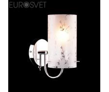 Настенные светильники Настенный светильник 1129/1B хром