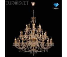 Потолочные и подвесные светильники Люстра хрустальная Bogate's 520/20+14+8 Strotskis