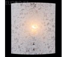 Настенные светильники Настенный светильник 2761/1 хром