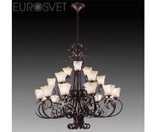 Потолочные и подвесные светильники Люстра Bogate's 602/12+6+3