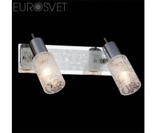 Настенные светильники Настенный светильник 20101/2 хром/белый
