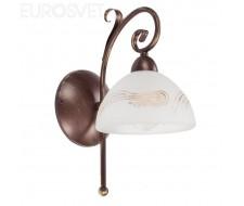 Настенные светильники Настенный светильник 17411 Balerina бронза
