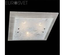 Потолочные и подвесные светильники Потолочный светильник 2961/3 хром/серый