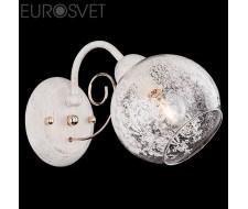 Настенные светильники Бра 70013/1 белый с золотом