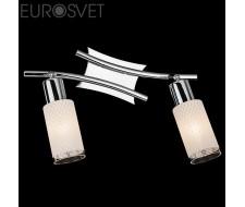 Настенные светильники Настенный светильник 20030/2 хром