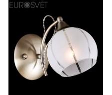 Настенные светильники Бра 30021/1 античная бронза