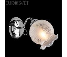 Настенные светильники Люстра 30019/1 хром