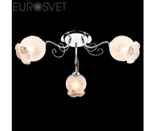 Потолочные и подвесные светильники Люстра 30019/3 хром
