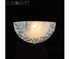 Настенные светильники Настенный светильник 40065/1 хром