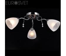 Потолочные и подвесные светильники Люстра 30055/3 черный жемчуг