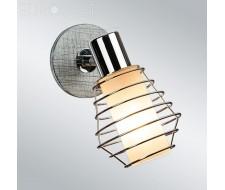 Настенные светильники Спот 20039/1 хром/серый