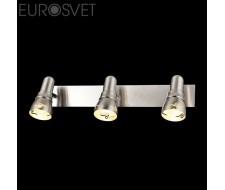 Настенные светильники Спот 20022/3 сатин-никель