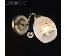 Настенные светильники Люстра 30061/1 античная бронза