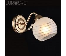Настенные светильники Люстра 30062/1 золото