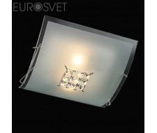 Настенные светильники Потолочный светильник 40070/2 хром