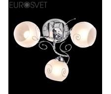 Потолочные и подвесные светильники Люстра 30096/3 хром