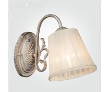 Настенные светильники Бра 60029/1 белый с золотом
