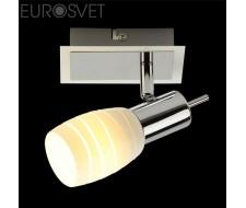 Настенные светильники Спот 20046/1 хром/белый