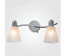 Настенные светильники Спот 20053/2 хром