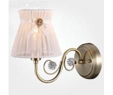 Настенные светильники  60039/1 античная бронза