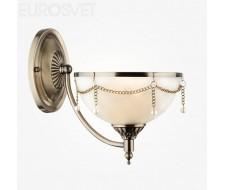 Настенные светильники Бра 60058/1 античная бронза