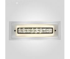 Настенные светильники Настенный светильник 90024/1 хром