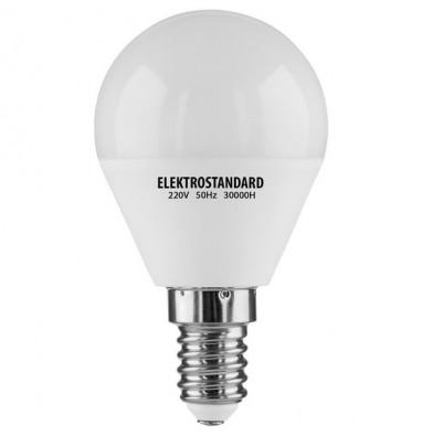 Лампа светодиодная Elektrostandard Classic SMD 5W 3300K E14