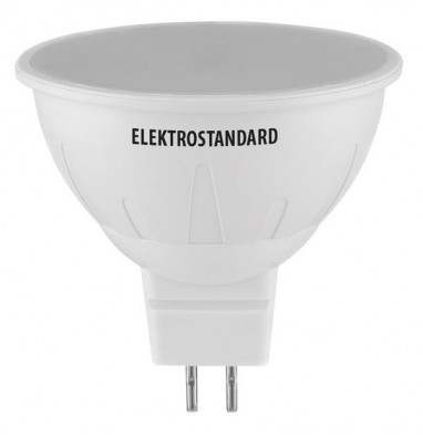 Лампа светодиодная Elektrostandard JCDR 5W G5.3 220V 180° 3300K