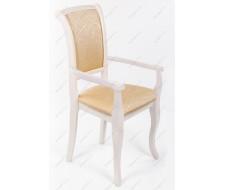 Кресло Milan молочный