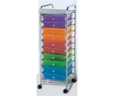 Система хранения с выдвижными ящиками на колесиках EP 7525S-10