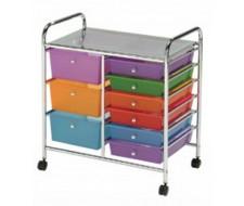 Система хранения с выдвижными ящиками на колесиках EP 9525
