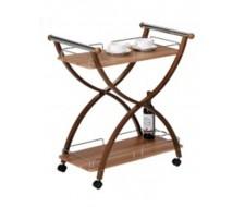 Сервировочный столик GC2197 (орех)