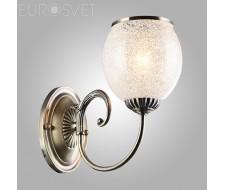Настенные светильники Бра 60046/1 античная бронза